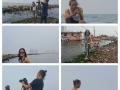 Pantai Muara Angke- Proses Wiranggaleng, 2014